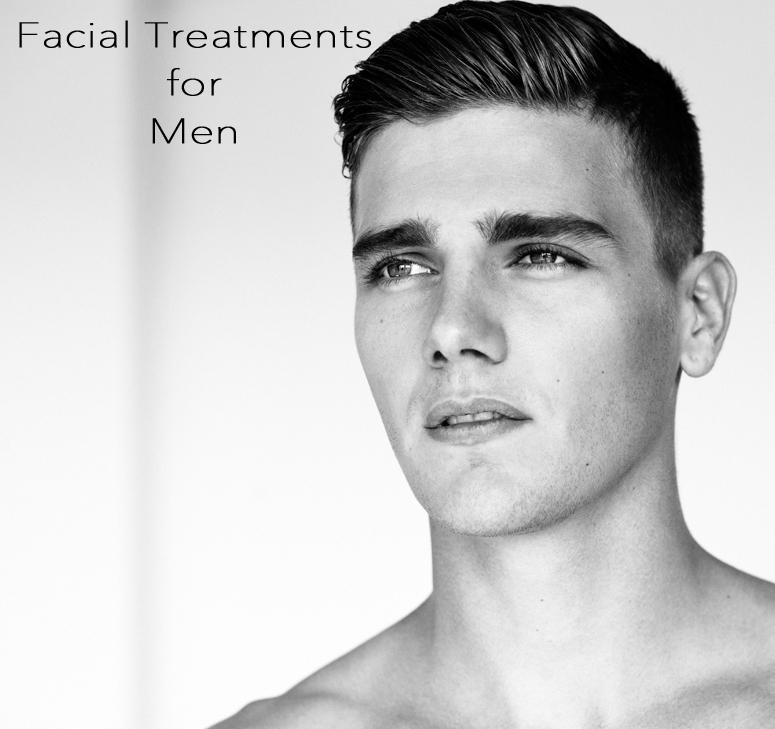 Facial Treatments for Men Ulladulla